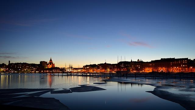 Verhuizen naar Finland