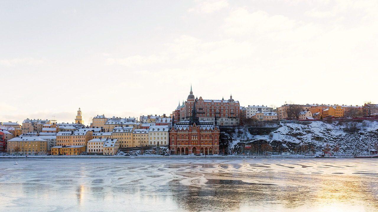 Verhuizen naar Zweden